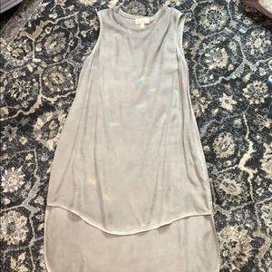 cloth &stone Hi-lo sleeveless dress